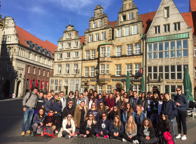 Voyage en allemagne du nord mai 2016 coll ge jules ferry for College auneau