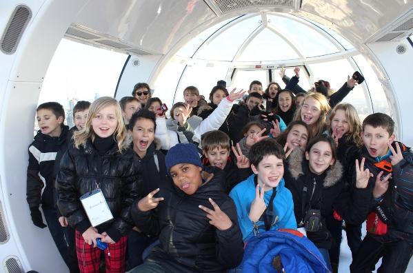 Blog Du Voyage Christmas London Coll Ge Jules Ferry Auneau
