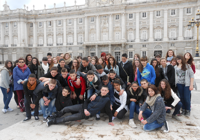 Voyage madrid 2014 coll ge jules ferry auneau for College auneau
